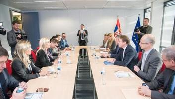 Szerbia-EU: Újabb csatlakozási fejezet nyílt meg - illusztráció