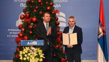 Ljudevit Mičatek-díjat kapott Igor Jurić - illusztráció