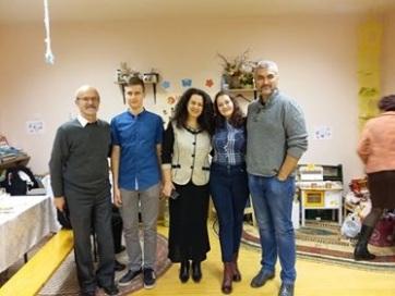 Vajdasági versmondók sikere a romániai Mikolában - A cikkhez tartozó kép