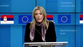 Joksimović: Szerbia már a szigorú szabályok szerint tárgyal az EU-csatlakozásról - illusztráció
