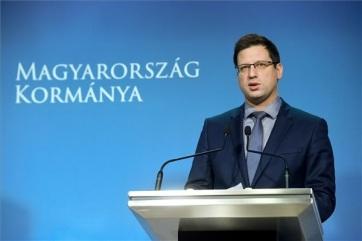 Gulyás: Magyarország egyetért az EU klímacéljaival, de ez nem járhat áremelkedéssel - A cikkhez tartozó kép