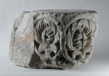 Különleges 12. századi kőleleteket tártak fel a romániai Borosjenőn - A cikkhez tartozó kép
