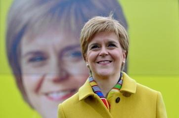 Nicola Sturgeon miniszterelnök: Skócia nemet mondott a Brexitre - A cikkhez tartozó kép