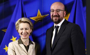 Von der Leyen: Kihívásokkal teli időszak lesz a Brexit-tárgyalások folyamata - A cikkhez tartozó kép
