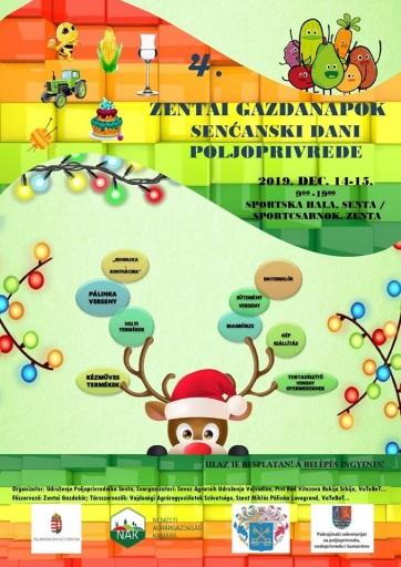 Sokszínű programokkal várják a látogatókat a Zentai Gazdanapokon - A cikkhez tartozó kép