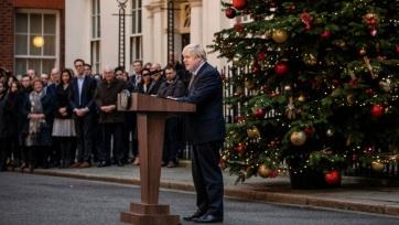 Brit választások: Johnson köszönetet mondott azoknak, akik először voksoltak a konzervatívokra - A cikkhez tartozó kép