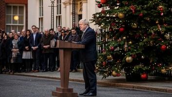 Brit választások: Johnson köszönetet mondott azoknak, akik először voksoltak a konzervatívokra - illusztráció