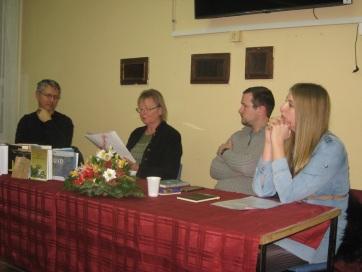 Muzslya: A zEtna-szerzők estje - A cikkhez tartozó kép