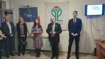 Nyolcadik évfordulóját ünnepelte a VMSZ belgrádi városi szervezete - illusztráció