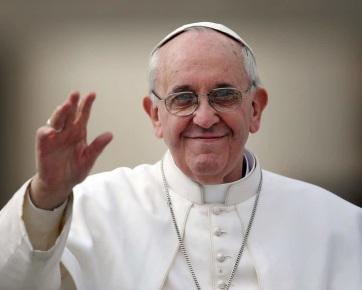 A múlt és jelen keresztény mártírjairól emlékezett meg Ferenc pápa Szent István vértanú napján - A cikkhez tartozó kép