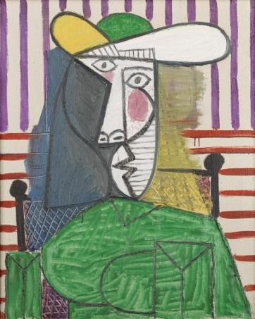 Megrongálták Picasso egy festményét a londoni Tate Modern galériában - A cikkhez tartozó kép