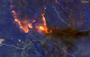 Magyarországnál is nagyobb területen pusztítottak az ausztrál bozóttüzek - A cikkhez tartozó kép