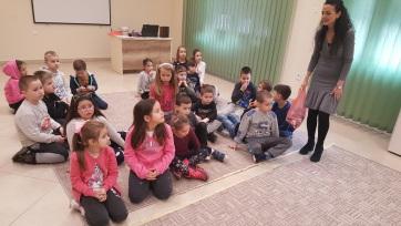 Téli gyermektáborok a szabadkai VM4K-ban - A cikkhez tartozó kép