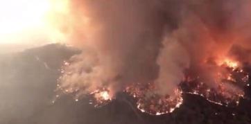 Ausztrália: 500 ezer hektáros gigatűzfészek, 220 ezer embert evakuálnak - A cikkhez tartozó kép