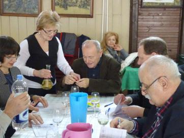 Vince-napi borverseny Temerinben - A cikkhez tartozó kép