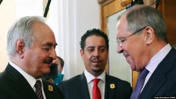 Haftar nem írta alá a líbiai tűzszüneti megállapodást, elhagyta Moszkvát - A cikkhez tartozó kép