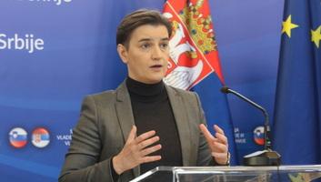 Brnabić: Szerbiában első alkalommal csökkent 10 százalék alá a munkanélküliség - illusztráció
