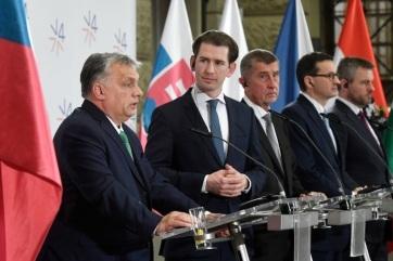 Viktor Orban: Austrija je prirodni partner Mađarske i V4 - A cikkhez tartozó kép