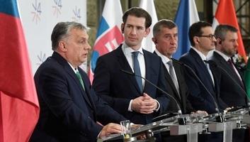 Viktor Orban: Austrija je prirodni partner Mađarske i V4 - illusztráció
