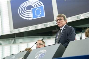 EP-elnök: Az éghajlatváltozás elleni küzdelemben a világnak együtt kell cselekednie - A cikkhez tartozó kép