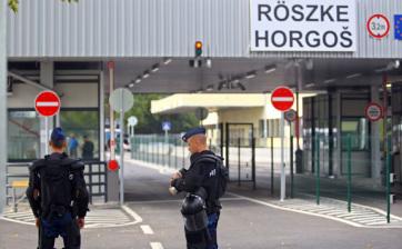 Emberölés miatt körözött norvég férfit fogtak el Röszkén - A cikkhez tartozó kép
