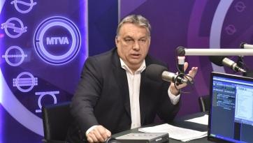 Orbán Viktor: Egy centiméterre volt a Fidesz attól, hogy kilépjen az Európai Néppártból - A cikkhez tartozó kép