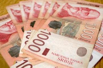 Legtöbbször az 1000 dináros bankjegyet hamisítják Szerbiában - A cikkhez tartozó kép