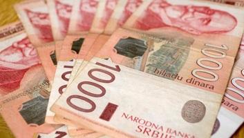 Legtöbbször az 1000 dináros bankjegyet hamisítják Szerbiában - illusztráció