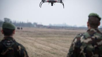 Mađarska: Granica se štiti toplotnim kamerama, dronovima i radarima - illusztráció