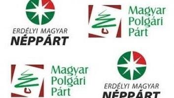 Az Erdélyi Magyar Néppárt és a Magyar Polgári Párt fúziójáról döntött a két párt küldöttgyűlése - illusztráció
