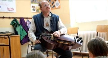 Dan mađarske kulture: Pal Lephaft, Bela Mičik i Ištvan Šiling Vitezovi kulture - A cikkhez tartozó kép