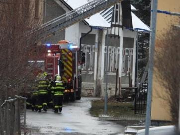 Tűz ütött ki egy cseh betegotthonban, nyolcan meghaltak - A cikkhez tartozó kép