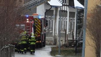 Tűz ütött ki egy cseh idősotthonban, nyolcan meghaltak - illusztráció
