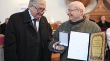 A magyar kultúra napja: Bereményi Géza kapta a Kölcsey-emlékplakettet - illusztráció