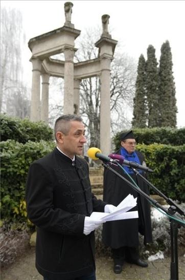 A magyar kultúra napja: Bereményi Géza kapta a Kölcsey-emlékplakettet - A cikkhez tartozó kép