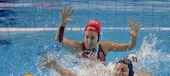 Vízilabda Eb: Fölényes győzelmet aratott a magyar női csapat Szerbia ellen - illusztráció