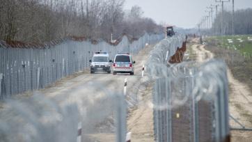 Mađarska: I građanska straža učestvuje u zaštiti granice - A cikkhez tartozó kép