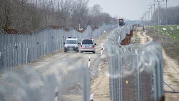 Mađarska: I građanska straža učestvuje u zaštiti granice - illusztráció