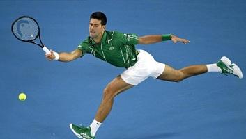 Australian Open: Đoković győzelemmel kezdett - illusztráció