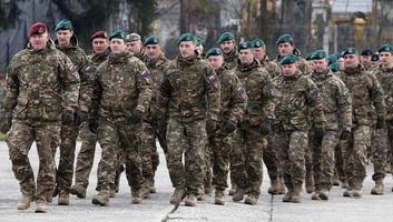 Szlovénia ismét bevezetheti a sorkatonai szolgálatot - illusztráció