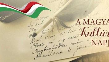 Rendezvények a magyar kultúra napján - illusztráció