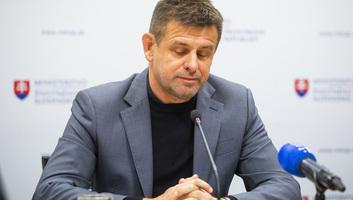 Szlovákia: Lemondott a miniszter, miután ittasan incidensbe keveredett - illusztráció