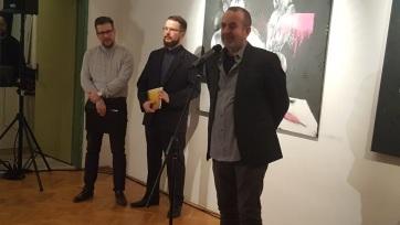 Likovna umetnost bez granica: Izložba mladih umetnika iz Vojvodine i Slovačke u Subotici - A cikkhez tartozó kép