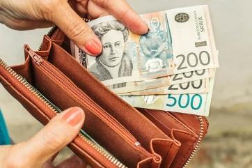 A novemberi átlagbér 56 331 dinár volt Szerbiában - A cikkhez tartozó kép