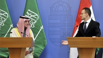 Szijjártó: Magyarország érdeke a közel-keleti feszültségek enyhülése - illusztráció