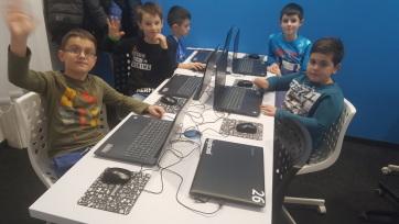 Ahol élmény a tanulás és a programozás - A cikkhez tartozó kép