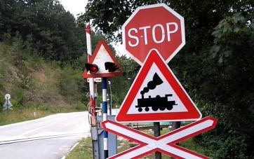 Hódság: Megszüntették a vasúti átjárót az Újvidék–Hódság–Gombos vasútvonalon - A cikkhez tartozó kép