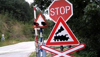 Hódság: Megszüntették a vasúti átjárót az Újvidék–Hódság–Gombos vasútvonalon - illusztráció