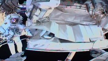 Hatórás űrsétát hajtottak végre a Nemzetközi Űrállomáson - illusztráció