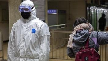 Egyre gyorsabb ütemben terjed az új koronavírus Kínában - illusztráció
